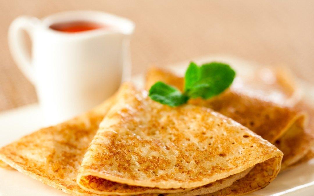 Классические блины на молоке: пошаговый рецепт пошагово с фото ...
